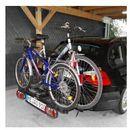 Składany bagażnik na rowery EUFAB POKER-F, uchwyt na hak + torba - sprawdź w wybranym sklepie