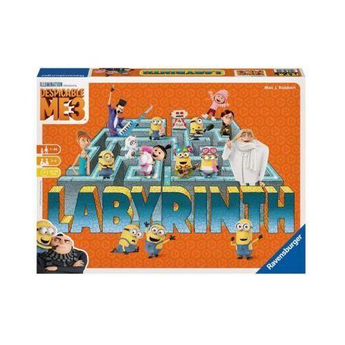 Gra labirynt minionki - darmowa dostawa od 199 zł!!! marki Ravensburger