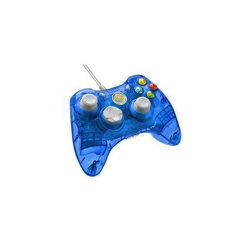 Pdp Kontroler przewodowy 037-010-eu-bl rock candy blueberry boom do xbox 360 (0708056052041)