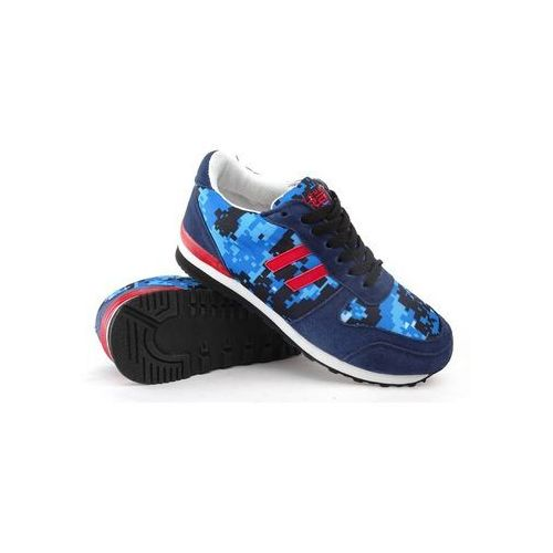 buty Double Red DR Camo Blue Digi Sneakers (4881606100006)