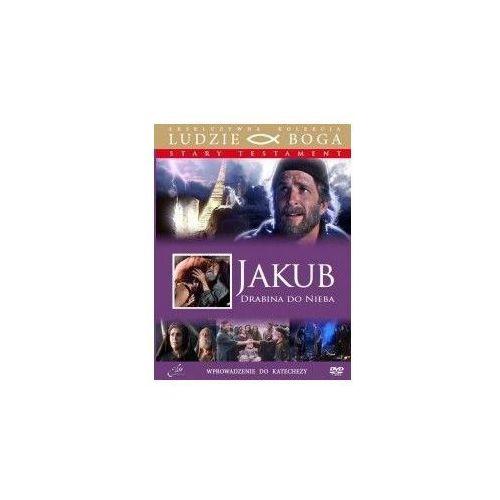 JAKUB. DRABINA DO NIEBA + Film DVD - JAKUB. DRABINA DO NIEBA + Film DVD
