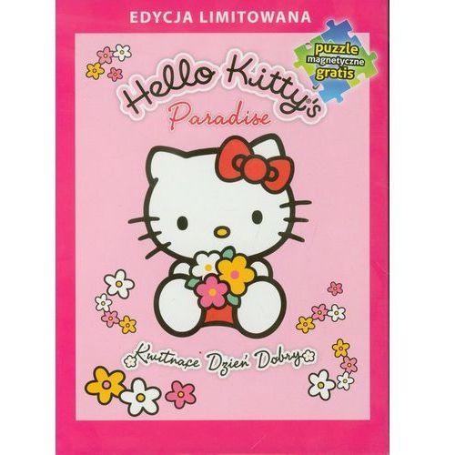 Tim film studio Hello kitty. kwitnące dzień dobry. edycja limitowana