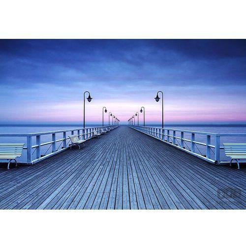 Wizard + genius Fototapeta pier at the seaside 969