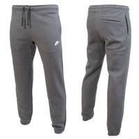 Spodnie meskie bawelniane nsw pant cf flc club 804406 071 marki Nike
