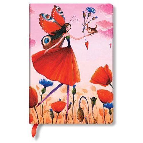 Paperblanks Notatnik poppy field midi (9781439733226)