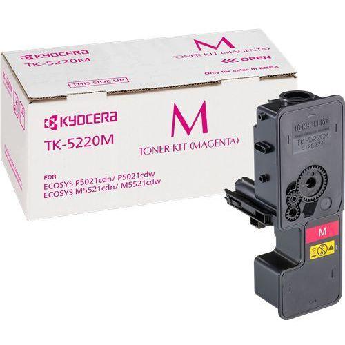 Kyocera toner Magenta TK-5220M, TK5220M, 1T02R9BNL1 - produkt z kategorii- Pozostałe