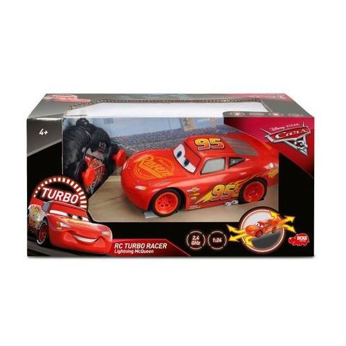 Dickie Cars 3 rc zygzag mcqueen 17 cm -