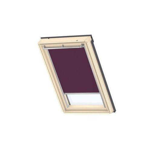 Velux Roleta zaciemniająca dkl mk06 4561s śliwkowa 78 x 118 cm