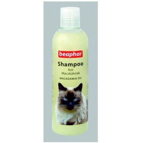 BEAPHAR Pro Vitamine Szampon dla kota z olejkiem macadamia - produkt z kategorii- Pielęgnacja kotów