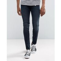 Cheap Monday Tight Skinny Jeans Blue Listed - Blue, jeansy