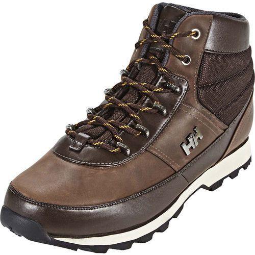 Helly hansen woodlands buty mężczyźni brązowy us 10,5 | 44,5 2018 buty zimowe