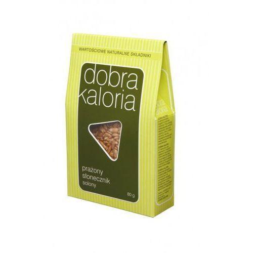 Prażony słonecznik solony 80g - Dobra Kaloria