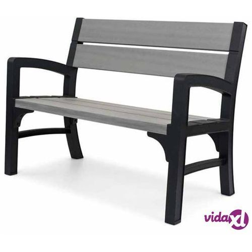 Curver Ławka ogrodowa montero wlf triple seat bench + darmowy transport!