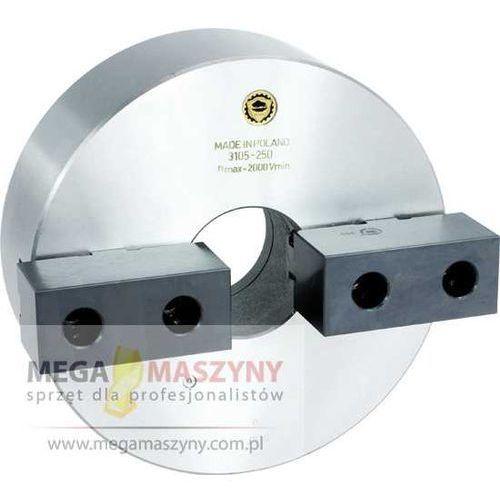 BISON- BIAL Uchwyt tokarski z mocowaniem ręcznym Samocentrujący spiralny 2 - szczękowy z kategorii Pozostałe akcesoria do narzędzi