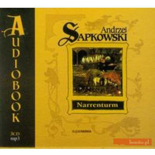 AUDIOBOOK Narrenturm t.1, Andrzej Sapkowski