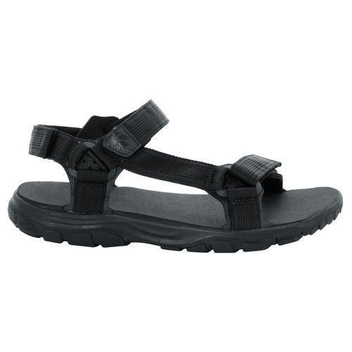 Sandały seven seas 2 sandal m phantom - 12 marki Jack wolfskin