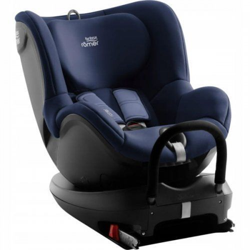 Britax römer fotelik samochodowy dualfix 2 r moonlight blue