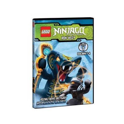 Galapagos films Lego ninjago. rok węży, część 1  7321997610014 (7321997610014) - Dobra cena!