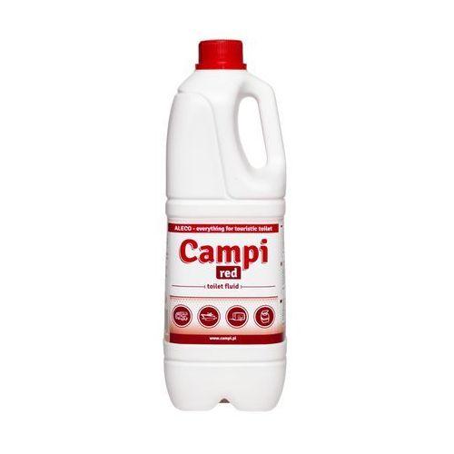 Campi Red do wc turystycznych kempingowych 2l płyn do toalet przenośnych (5907724590068)