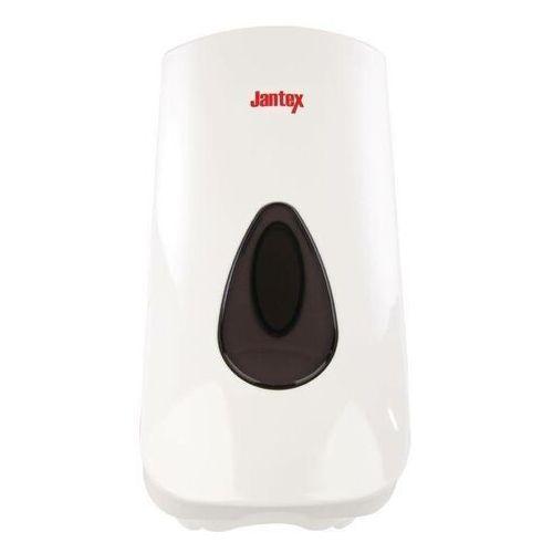 Dozownik mydła | 11,5x11,5x(h)25cm marki Jantex