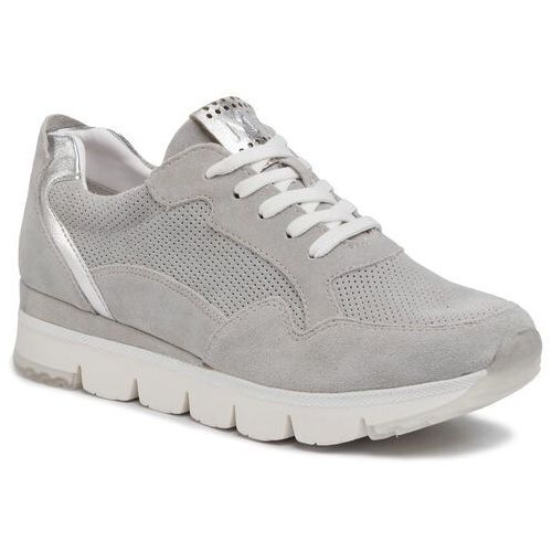 Sneakersy - 1-23754-34 lt.grey comb 248 marki Marco tozzi