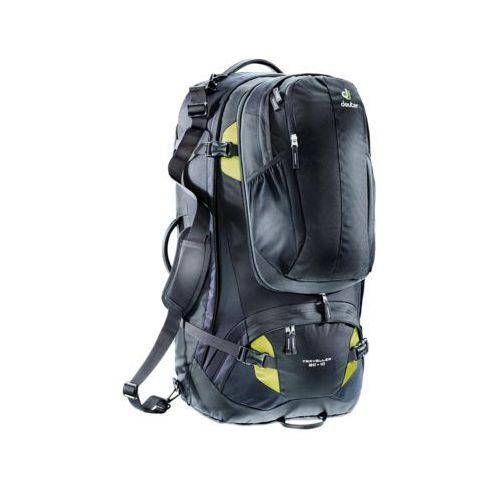 b52bda93a495 Travel traveller 80  43 10 plecak-torba czarna marki Deuter