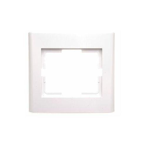 Elektro Plast Catrin - Ramka 1x biała - 2171-00, kolor biały