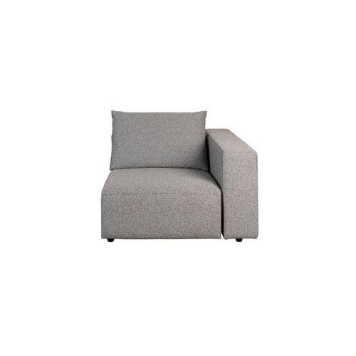outdoor sofa breeze prawy elelement, szary 3500006 marki Zuiver