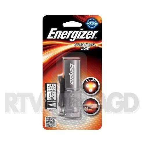 Energizer Value 3AAA Flashlight (638842) - produkt w magazynie - szybka wysyłka! (7638900388428)