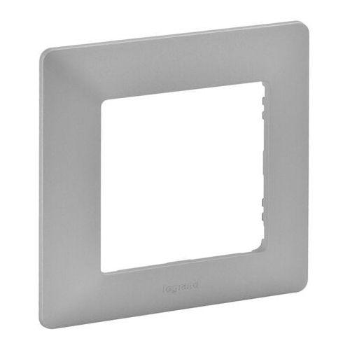 754131 - ramka dla przełączników valena life 1p aluminium marki Legrand