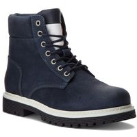 Trapery TOMMY JEANS - Iconic Tommy Jeans S EM0EM00156 Ink 006