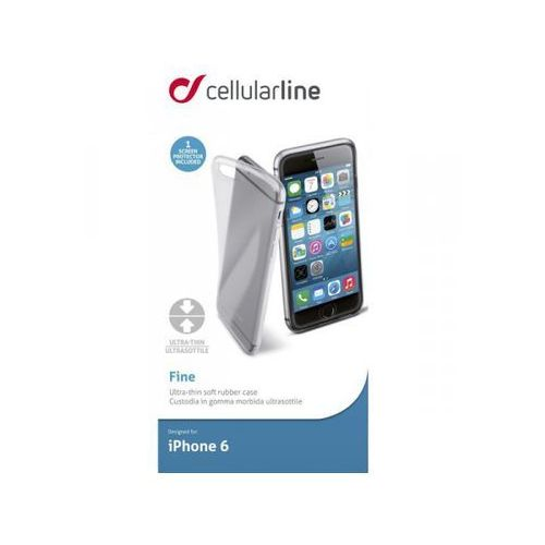 Cellular line  fine do iphone 6 transparentne
