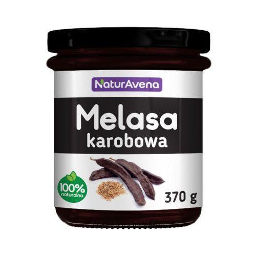 NATURAVENA 370g Melasa karobowa. Najniższe ceny, najlepsze promocje w sklepach, opinie.
