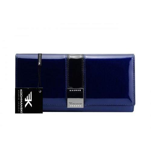 Kochmanski studio kreacji® Damski portfel skórzany kochmanski 1609 (9999001035054)