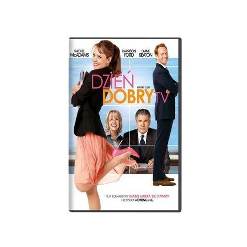 Dzień dobry tv (dvd) - roger michell od producenta Imperial cinepix / paramount pictures