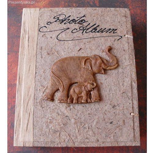 Duży Album foto na zdjęcia ze słoniem 5
