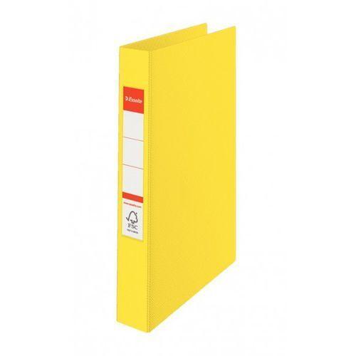 Esselte Segregator ringowy a4, 2 ringi, żółty - autoryzowana dystrybucja - szybka dostawa (8243859551160)