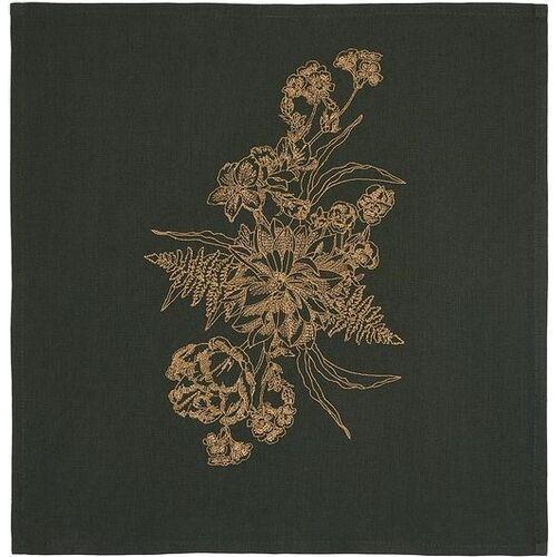 Serwetka masterpiece 45 x 45 cm ciemnozielona (8715944689328)