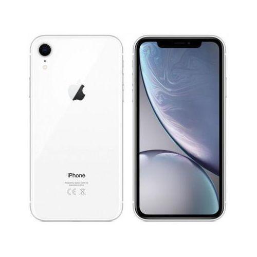 Apple iphone xr 128gb biały >> bogata oferta - szybka wysyłka - promocje - darmowy transport od 99 zł! (0190198772862)