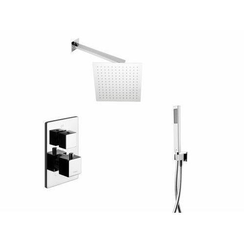 prysznicowy zestaw podtynkowy termostat cmz029 marki Corsan