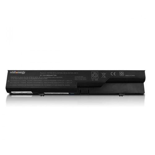 Whitenergy High Capacity Bateria HP ProBook 4325s 11,1V 6600mAh czarna (5908214347643)