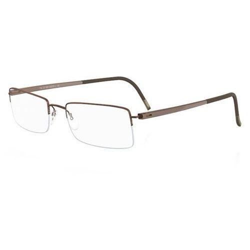 Silhouette Okulary korekcyjne  zenlight nylor 7786 6050