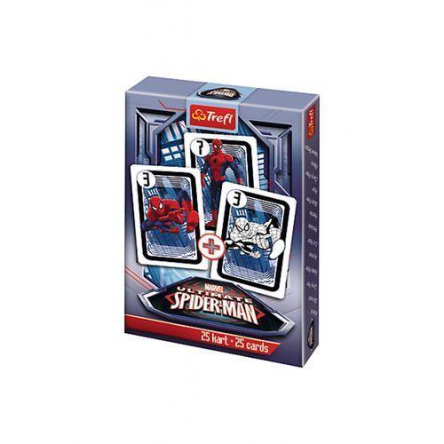 Trefl Karty piotruś - spider-man 1x25 listków