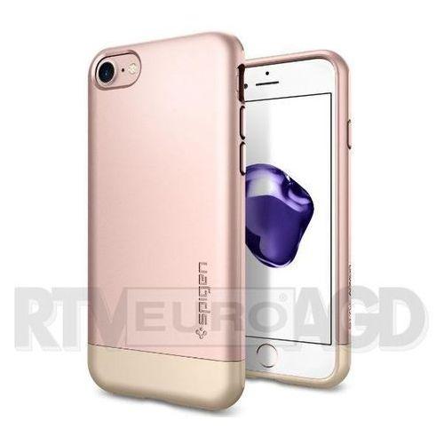 Spigen Style Armor 042CS20517 iPhone 7 (różowy) (Futerał telefoniczny)