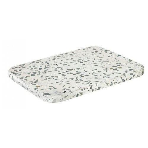 Blomus Deska kamienna omeo 15 x 20 cm biała (4008832656835)