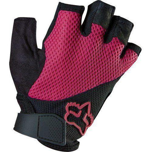 Fox Rękawice lady reflex short gel pink