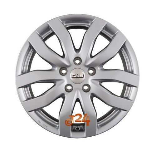 Cms Felga aluminiowa c22 16 7 5x114,3 - kup dziś, zapłać za 30 dni