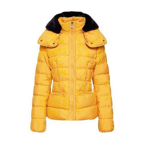 Desigual Kurtka zimowa 'PADDED_SUNNA' żółty, zimowa