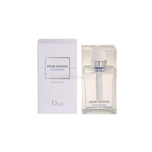 dior homme cologne (2013) woda kolońska dla mężczyzn 75 ml + do każdego zamówienia upominek. marki Dior