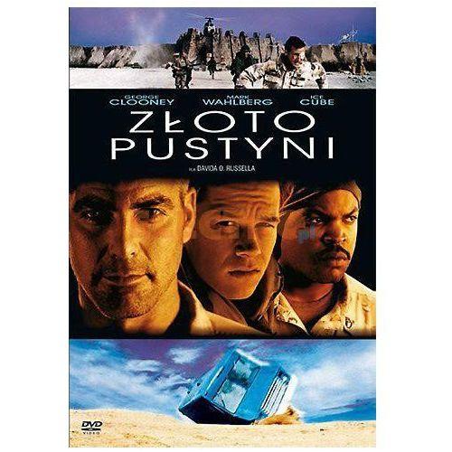 Złoto pustyni (DVD) - David O. Russell OD 24,99zł DARMOWA DOSTAWA KIOSK RUCHU (7321909178625)